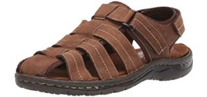 Propet Men's Joseph - Sandal for Corns