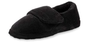 Acorn Men's Wrap - Slippers for Cracked Heels