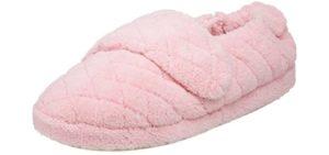 Acorn Women's Wrap - Slippers for Cracked Heels