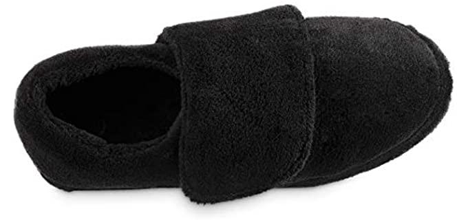 Acorn  Adjustable  Slippers