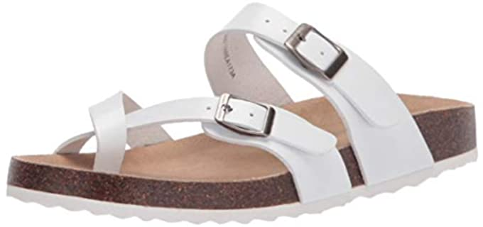 Amazon Essentials Women's Finley - Affordable Nurse's Sandals