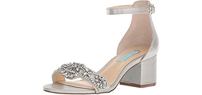 Betsey Johnson Women's Sb-Mel - Wedding Sandals