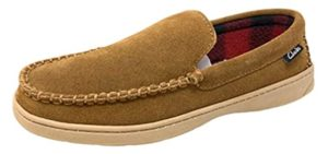 Clarks Men's Freddie - Slipper for Supination