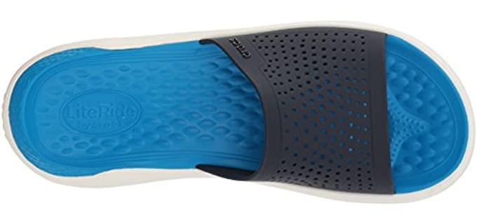 Memory Foam Slide Sandals