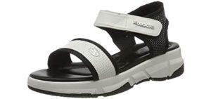 Dockers Women's Gerli - Memory Foam Sandals
