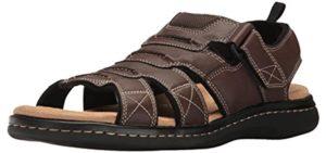 Dockers Men's Shorewood - Formal Memory Foam Sandals