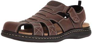 Dockers Men's Searose - Memory Foam Sandals