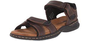 Dr. Scholls Men's Gus - Memory Foam Sandals