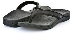 Footminders Men's Baltra - Flip Flops for Plantar Fasciitis