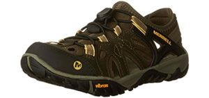 Merrell Women's All Out Blaze - Outdoor Sandal for Kayaking