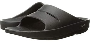 OOFOS Men's OOahh - Sports Orthopedic Slides