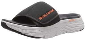 Skechers Men's Max Cushioning Swag - Cushioned Sandals for Teachers