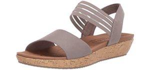 Skechers Women's Brie - Memory Foam Sandals