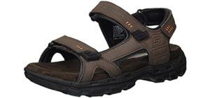 Skechers Men's Louden - Sports Sandals for Walking in Europe