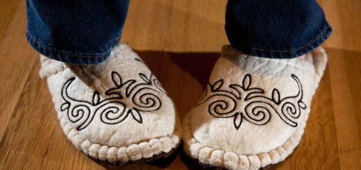 Slippers for Supination
