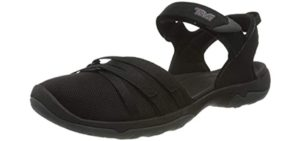 Teva Women's Closed Toe - Sandals for Backpacking