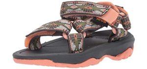 Teva Girl's Hurricane XLT 2 - Adjustable Sandals