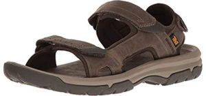 Teva Men's Langdon - Leather Lite Hiking Sandal