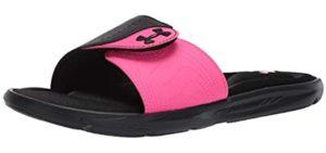 Under Armour Women's Ignite - Orthopedic Slide Sandals
