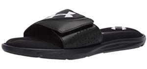 Under Armour Men's Ignite - Orthopedic Slide Sandals