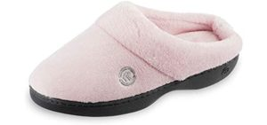 Isotoner Women's Clog - Slipper for Supination