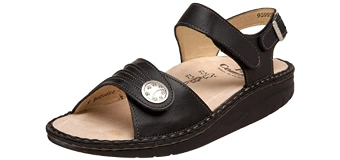 Finn Comfort Women's Sausalito - Sandals with Backstrap