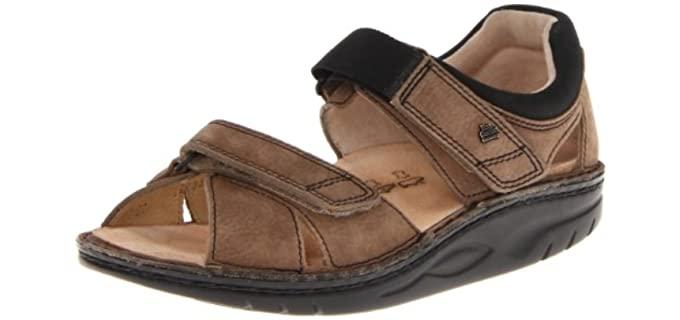 Finn Comfort Women's Samara - Sandals for Outdoors and Casual Wear