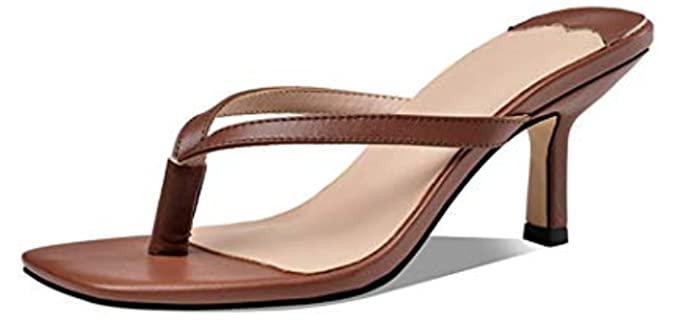 Heel Flip Flops