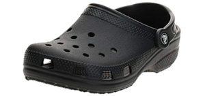 Crocs Men's Classic Clog - Sandals for Plantar Fasciitis