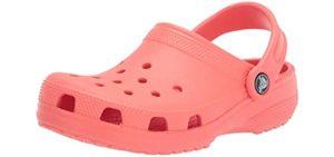 Crocs Women's Classic Clog - Sandals for Plantar Fasciitis