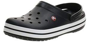 Crocs Men's Crocband - Plantar Fasciitis Sandal