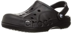 Crocs Men's Baya Clog - Sandal for Plantar Fasciitis