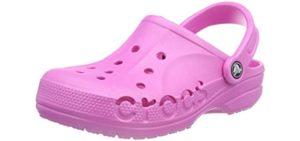 Crocs Women's Baya Clog - Sandal for Plantar Fasciitis
