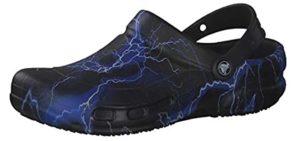Crocs Men's Bistro Clog - Sandal for Plantar Fasciitis