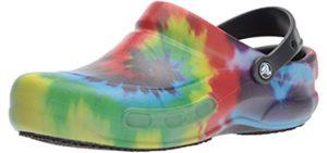 Crocs Women's Bistro Clog - Sandal for Plantar Fasciitis