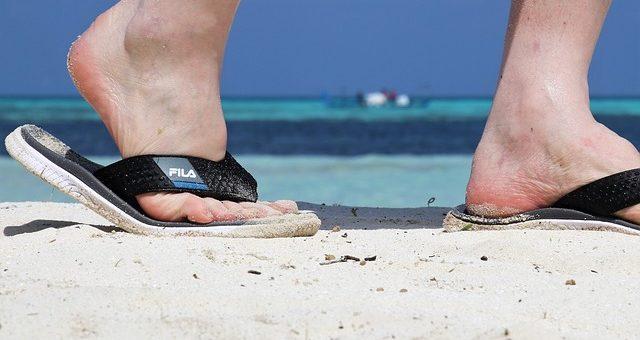 Flip Flops for Walking Long Distances