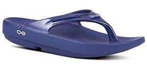Oofos Women's OOlala - Sandal for Plantar Fasciitis