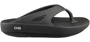Oofos Men's OOriginal - Sandals for Runner's Recovery