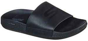 Skechers Men's Hyper - Sandal for Plantar Fasciitis