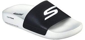 Skechers Women's Hyper - Sandal for Plantar Fasciitis