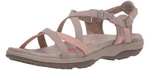 Skechers Women's Garver - Sandal for Plantar Fasciitis
