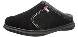 Spenco Men's Slide On - Achilles Tendonitis Slippers