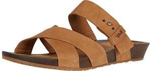 Teva Women's Mahonia - Leather Sandals