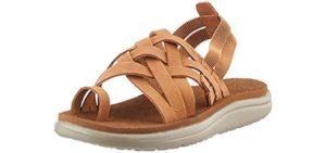 Teva Women's Voya Strappy - Leather Sandals