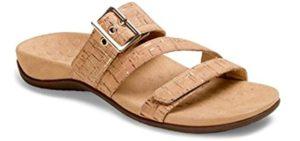 Vionic Women's Rest Skylar - Sandal for Flat Feet