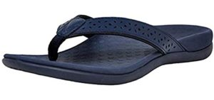 Vionic Women's Tide - Flat Feet Flip FlopSandal