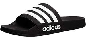 Adidas Men's Adilette - Orthopedic Slides