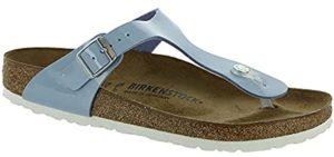 Birkenstock Women's Gizeh - Flat Feet Flip Flops