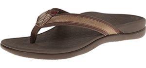 Vionic Women's Tide - Flip Flops for Sesamoiditis