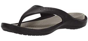 Crocs Men's Athens - Flat Feet Flip Flops